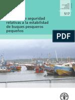Estabilidad en Pesqueros Pequeños-
