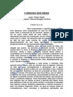 A Descida Dos Ideais (Pietro Ubaldi)