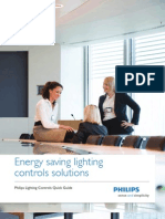 Philips Lighting Controls Quick Guide