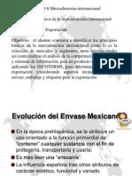 """""""CÓMO SELECCIONAR ENVASE, EMBALAJE Y MEDIOS DE TRANSPORTE INTERNACIONAL"""""""