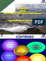 Presentacion Sist Elect Nacional