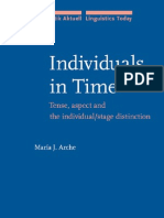 Arche,María J.2006.Individuals_in_Time.Tense_aspect,and_individuatl