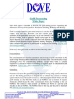 White Paper for Gold Mining Process