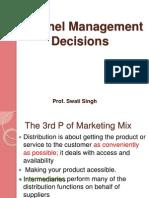 MPS -Channel Management Decisions