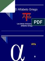 El Alfabeto Griego.ppt