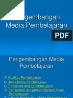 Media-pembelajaran Cetak Dan Visual
