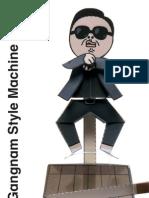 Gangnam Style Machine