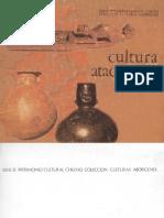 Cultura Atacameña