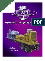 OHI_PumpSystems (Bombeo Hidráulico - Oilwell Hyd)
