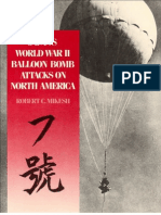 Japan's World War II Balloon Bomb Attacks on North America