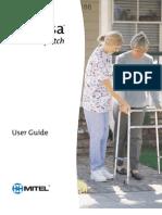 Mitel Impresa Nurse Dispatch Rev 1 User Guide