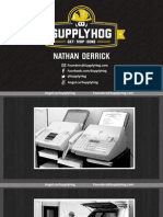 SupplyHog Pitch Deck