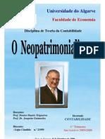 o Neopatrimonialismo
