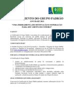 Regras Gerais Grupo Padrao 2011 2012
