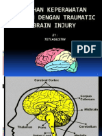 Askep Traumatic Brain Injury