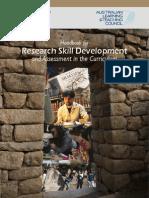 Rsd Handbook Dec09