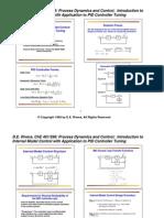 Metodika Nastavovania PID-IMC2