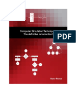 ComputerSimulationTechniques TheDefinitiveIntroduction(Perros 2009)