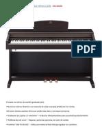 Piano Clavinova Yamaha Arius Ydp181 c