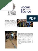Proyecto Barranco 2013