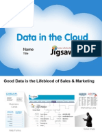 Cloud Pitch Deck