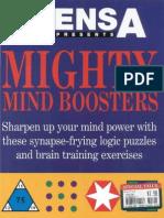 MENSA Presents Mighty Mind Boosters - Robert Allen