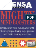 MENSA Presents Mighty Mind Boosters - Robert Allen