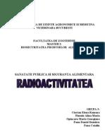 Radiatii Ionizante Asupra Alimentelor