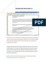 Trik Dasar Belajar Visual Basic 6 Bab