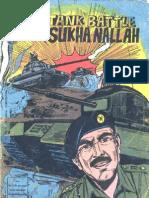 Indrajal Comics - 202 - The Tank Battle at Sukha Nallah