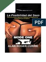 La Posibilidad Del Sexo-Alan Roger Currie