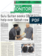CBCP Monitor Vol. 17 No. 7