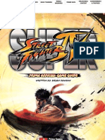 Super Street Fighter IV Arcade Edition Manual Guides