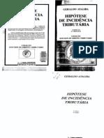 Ataliba+-+Hipótese+de+Incidência+Tributária