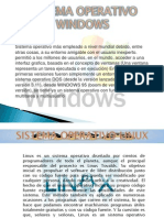 Diferencia Entre s.o Windows, Linux y Mac