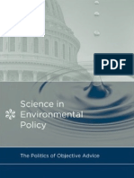 Ann Campbell Keller - Science in Environmental Policy