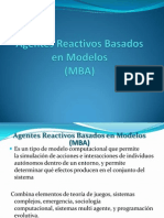 Agentes Reactivos Basados en Modelos