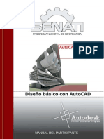 Manual Autocad Senati_modulo i - Diseno Basico