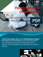 Psicologia de La Criminalidad 1