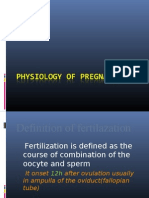 Physiology in Pregnancy lecture