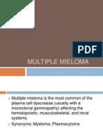 Multiple Mieloma Mine