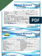 Ficha de Matricula Edl 1, 2 y 3