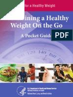 AIM Pocket Guide Tagged