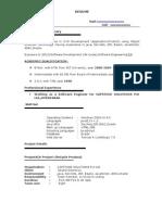 (1+ Experience)Java Resume-6