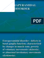 Extrapyramidal Disorder
