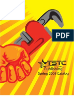 TSTC Publishing Spring 2009 Catalog