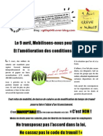TRACT ANI - 9 Avril 2013 - Poste