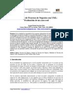Modelamiento de Negocios con UML