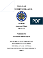 Cover Intubasi
