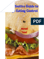 The Effective Guide to Binge Eating Control